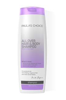 Shampooing Cheveux & Corps