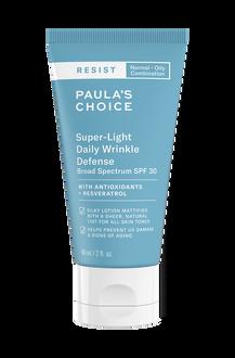 Resist Anti-Aging Crème de jour SPF 30