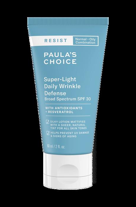 Resist Anti-Aging Super-Light Daily Wrinkle Defense SPF30