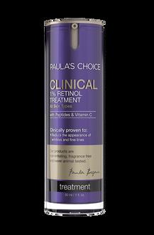 Clinical Traitement 1% Rétinol