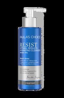 Resist Anti-Aging Nettoyant Visage Hydratant