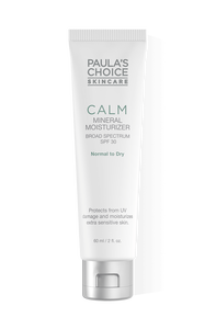 Calm Mineral Moisturizer Broad Spectrum SPF 30 normal to dry skin Full size