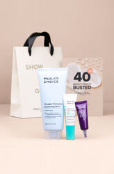 Smooth Fine Lines Skincare Gift set