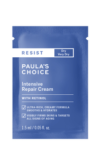 Resist Anti-Aging Intensive Repair Cream Sample