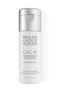 Calm Cleanser normal to dry skin Travel size