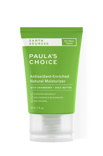 Earth Sourced Antioxidant-Enriched Natural Moisturizer Full size