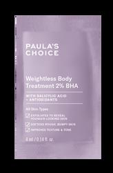 2procent BHA Body Spot Exfoliant