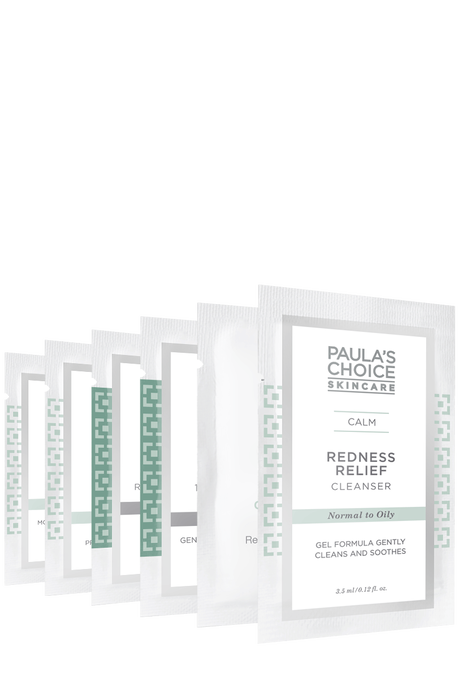 Calm Redness Relief Combination to Oily Skin Sampleset