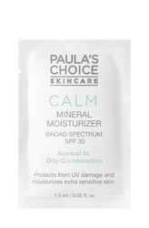 Calm Mineral Moisturizer Broad Spectrum SPF 30