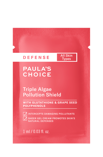 Defense Triple Algae Pollution Shield - Sample Size